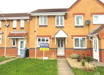 Thumbnail 2 bed terraced house to rent in Cowslip Drive, Deeping St. James, Peterborough