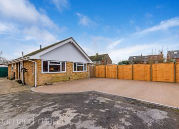 Thumbnail 3 bed detached bungalow for sale in Orchard Close, Horley Row, Horley