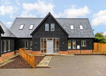 Thumbnail 4 bed detached house for sale in Millcroft Court, Royston Road, Barkway