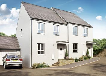 Thumbnail 3 bed semi-detached house for sale in Penndrumm Fields, St Martin Road, St. Martin, Looe