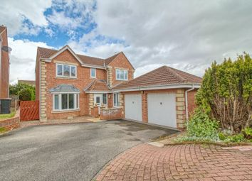 Thumbnail 4 bed detached house for sale in Kerryhill Drive, Pity Me, Durham