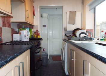 Thumbnail 3 bedroom terraced house to rent in Caernarvon Road, Norwich