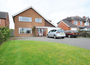 Thumbnail 4 bed detached house for sale in Anslow Lane, Rolleston-On-Dove, Burton-On-Trent