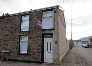 Thumbnail 3 bed semi-detached house for sale in Lord Street, Aberdare