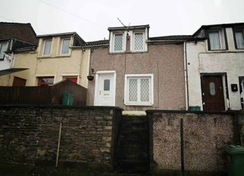 Thumbnail 1 bed terraced house for sale in Rickards Street, Treforest, Pontypridd