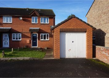 Thumbnail 3 bed semi-detached house for sale in Downside View, Trowbridge