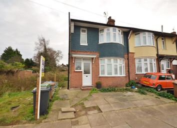 Thumbnail Semi-detached house for sale in Finsbury Road, Leagrave, Luton