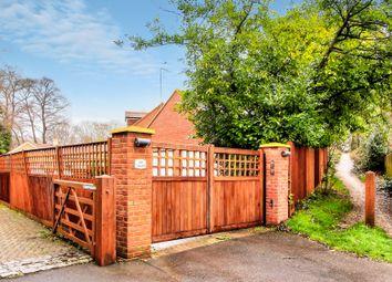 Thumbnail 5 bed detached house for sale in Frimley Road, Ash Vale, Aldershot