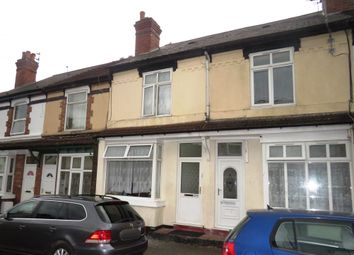 Thumbnail 3 bedroom terraced house for sale in Merridale Street West, Merridale, Wolverhampton