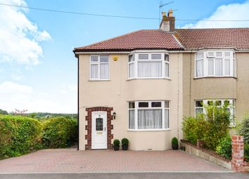 Thumbnail 3 bed end terrace house for sale in Grimsbury Road, Kingswood, Bristol