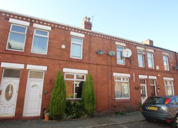 Thumbnail 3 bed terraced house for sale in Raleigh Street, Stretford, Manchester