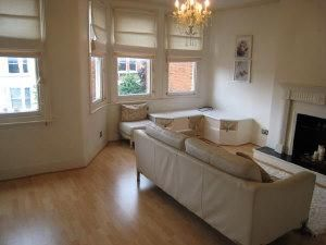 Thumbnail 1 bed flat to rent in Aldermans Hill, London