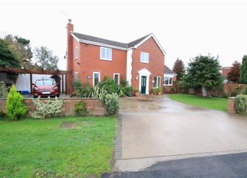 Thumbnail 3 bed detached house for sale in Commonside, Westwoodside, Doncaster