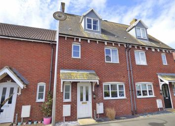 Thumbnail 4 bed town house for sale in Meadow Place, St. Georges, Weston-Super-Mare