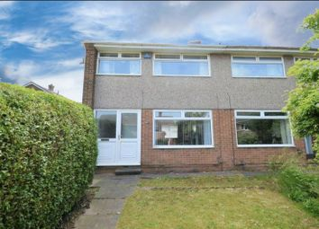 Thumbnail 3 bed semi-detached house for sale in 17 Cedar Road, Middlesbrough