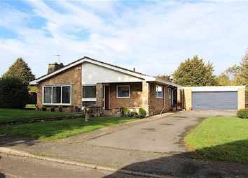 Thumbnail 4 bed detached bungalow for sale in Grange Paddock, Barrowby, Grantham