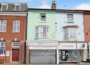 Thumbnail Studio for sale in High Street, Bognor Regis