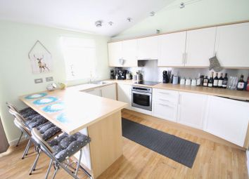Thumbnail 2 bed flat for sale in Weston Road, Long Ashton, Bristol