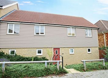 Thumbnail 2 bedroom terraced house for sale in Cromwell Drive, Huntingdon