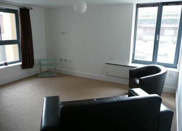 Thumbnail 2 bedroom flat to rent in Woolston Warehouse, Grattan Road, Bradford