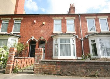 Thumbnail 3 bed terraced house to rent in Hatton Park Road, Wellingborough, Northamptonshire