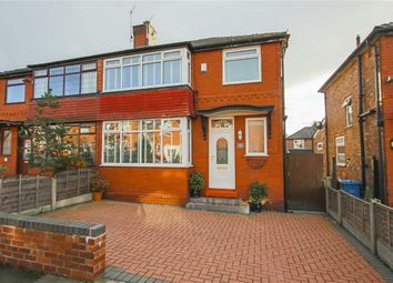 Thumbnail 3 bed semi-detached house for sale in Manor Road, Swinton, Manchester