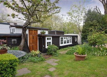 Thumbnail 2 bed houseboat for sale in Blomfield Road, Little Venice, London