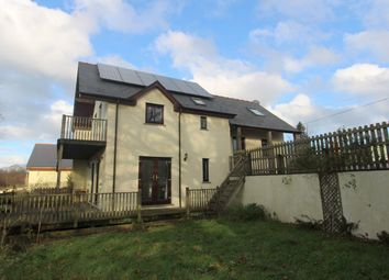 Thumbnail 3 bed detached house for sale in Gorsgoch, Llanybydder