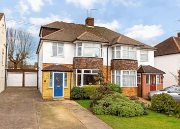 Thumbnail 3 bedroom semi-detached house for sale in Woodgreen Road, Luton