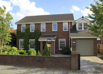 Thumbnail 4 bedroom detached house for sale in Main Street, Church Fenton, Tadcaster