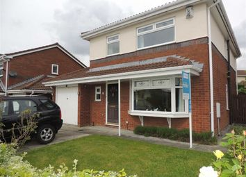 Thumbnail 5 bed detached house for sale in Lime Close, Dukinfield