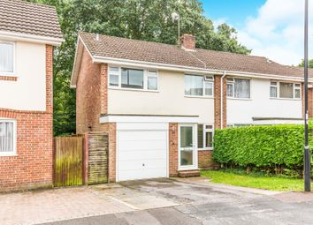Thumbnail 3 bed semi-detached house for sale in Wentworth Gardens, Southampton