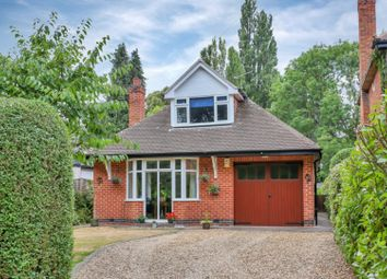 Thumbnail 3 bed detached bungalow for sale in Buddon Lane, Loughborough