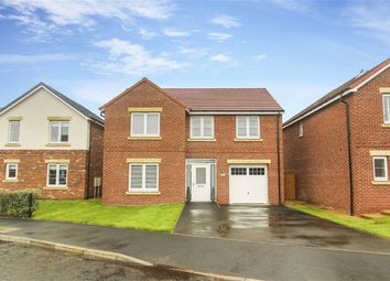 Thumbnail 4 bed detached house for sale in Hadrian Wynd, Wallsend