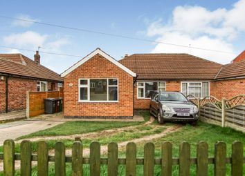Thumbnail 3 bed semi-detached bungalow for sale in Goodes Lane, Leicester