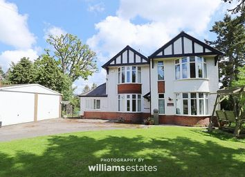 5 bed detached house for sale in The Green, Denbigh LL16