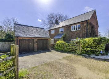 Thumbnail 5 bed detached house for sale in Cross Street, Covington, Huntingdon