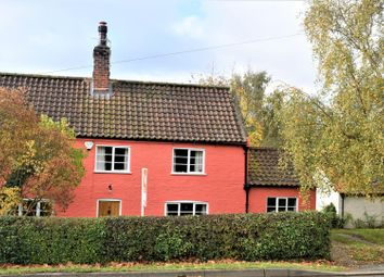 Thumbnail 2 bed cottage for sale in Main Street, Saxby-All-Saints, Brigg