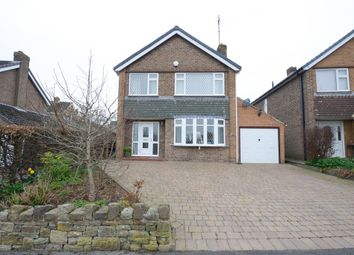 Thumbnail 3 bed detached house for sale in Carlton Road, Chesterfield
