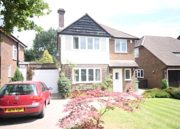 Thumbnail 3 bed detached house to rent in Williams Way, Radlett
