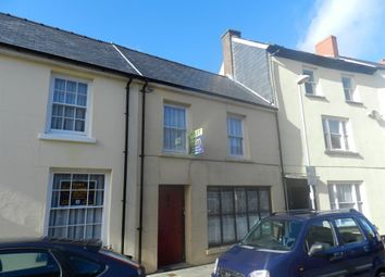 Thumbnail 2 bedroom flat to rent in Hill Street, Haverfordwest, Pembrokeshire