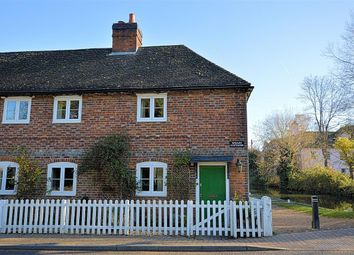 Thumbnail 3 bed semi-detached house for sale in Wharf Cottages, Station Road, Reading