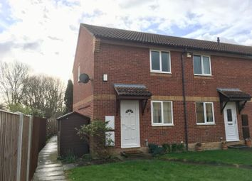 Thumbnail 2 bed end terrace house to rent in Semington Close, Taunton, Somerset