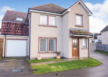 Thumbnail 4 bed detached house for sale in Duke's View, Inverness