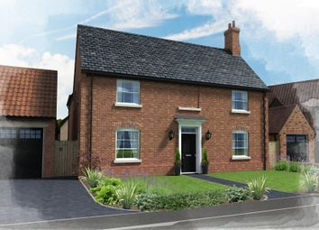 Thumbnail 5 bed detached house for sale in Hill Close, Brington