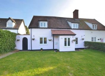 Thumbnail 3 bed semi-detached house for sale in Beccles Road, Great Yarmouth, Norfolk
