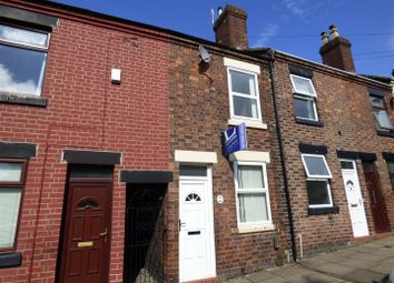 Thumbnail 2 bed terraced house for sale in Flash Lane, Trent Vale, Stoke-On-Trent