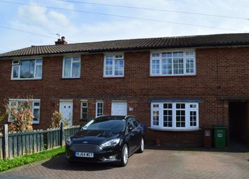 Thumbnail 3 bed terraced house to rent in Farndon Avenue, Hazel Grove, Stockport