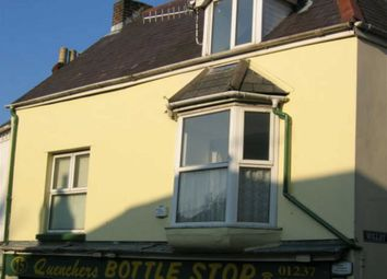 Thumbnail 1 bedroom flat to rent in 15A Chingswell Street, Bideford, Devon
