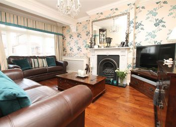 Thumbnail 4 bed semi-detached house for sale in Ashleigh Gardens, Sutton, Surrey